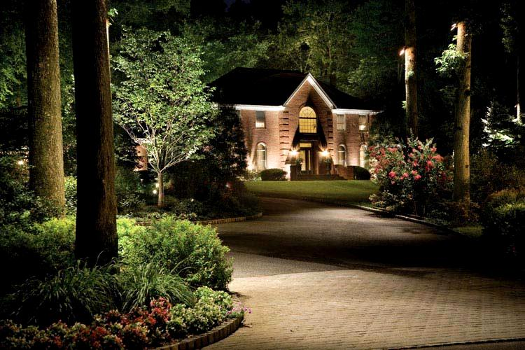 Landscape Lighting & Lighting | Chesapeake Irrigation u0026 Lighting