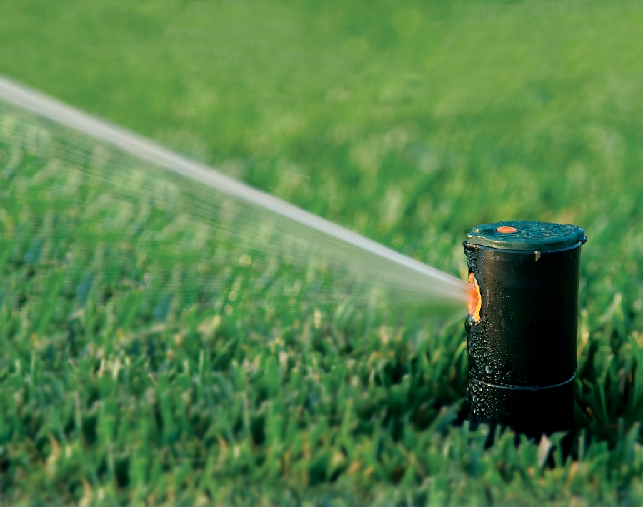 residential sprinkler system design services from Chesapeake Irrigation & Lighting
