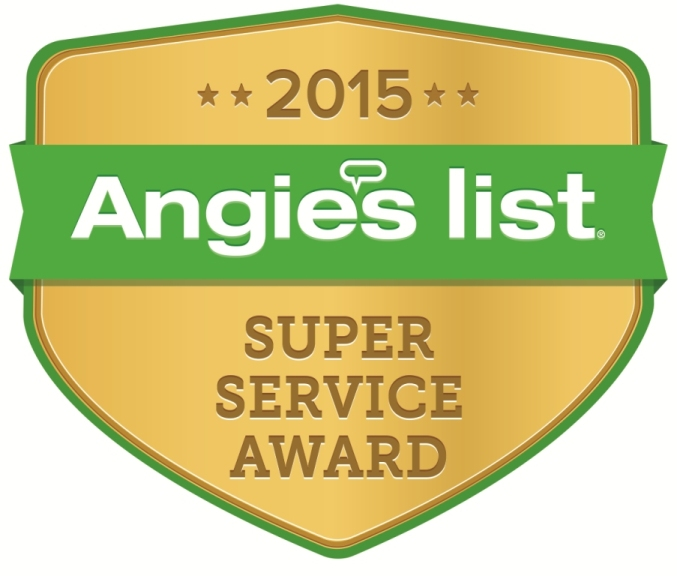 Chesapeake Irrigation & Lighting, Inc. Earns Esteemed 2015 Angie's List Super Service Award