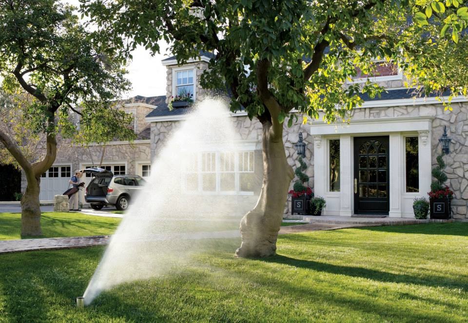 From Sprinklers to Spotlights, There's An App for Everything