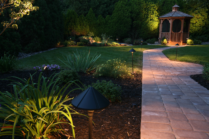 Enjoy Longer Days, Brighter Nights with Spring Landscape Lighting